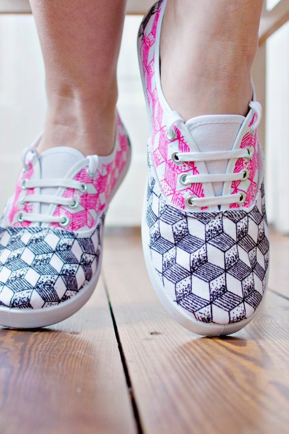 FEATURE | Doodle Trainers DIY