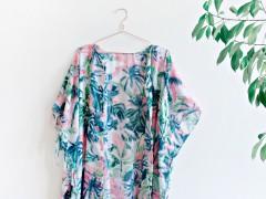 FEATURE | Scarf Kimono