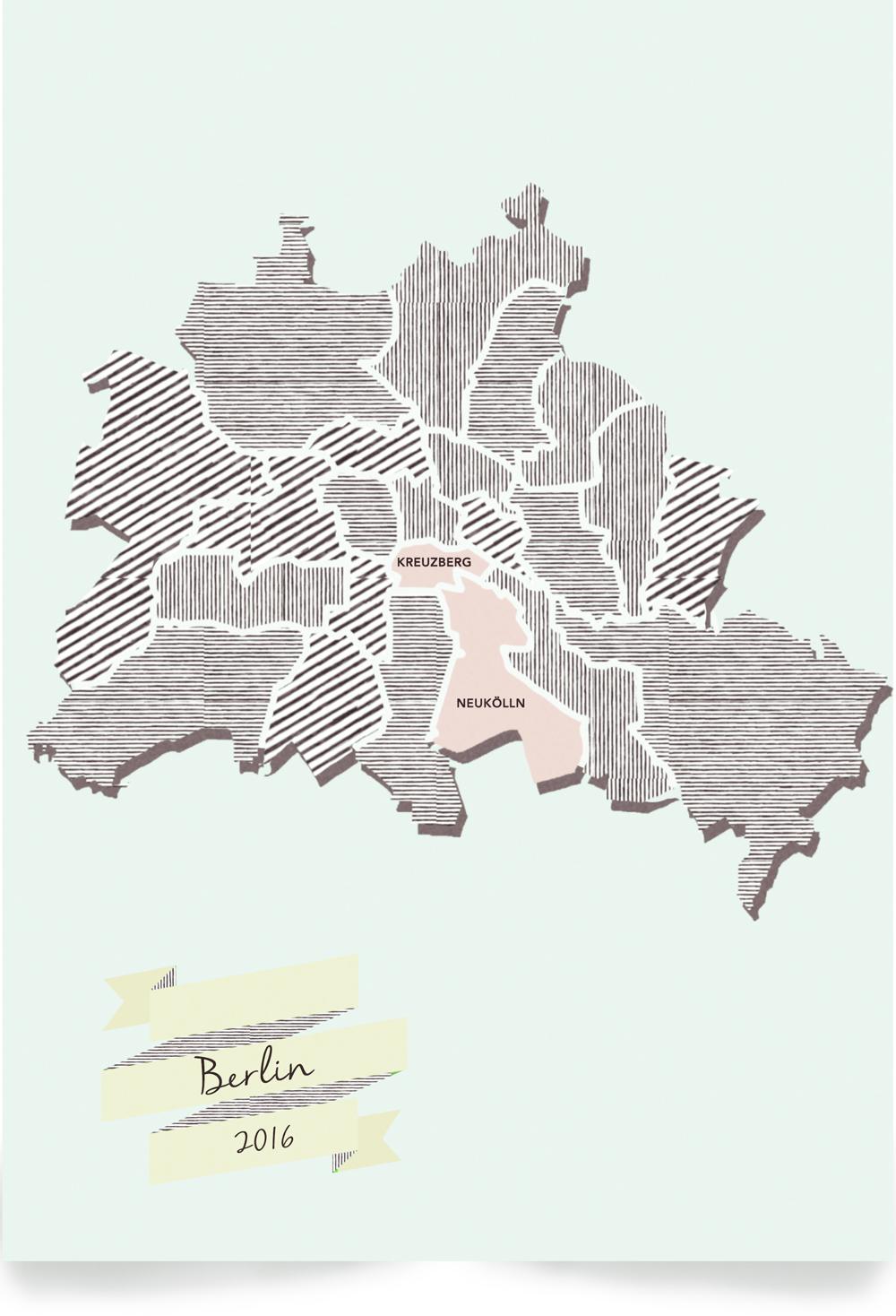 BERLIN | Map