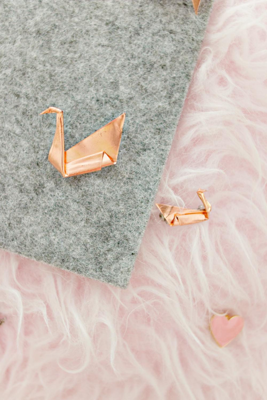 DIY-_-DIY | Copper Origami Brooch-Origami-Brooch-Result-5