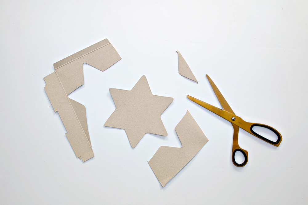 CHRISTMAS DIY | Star String Light
