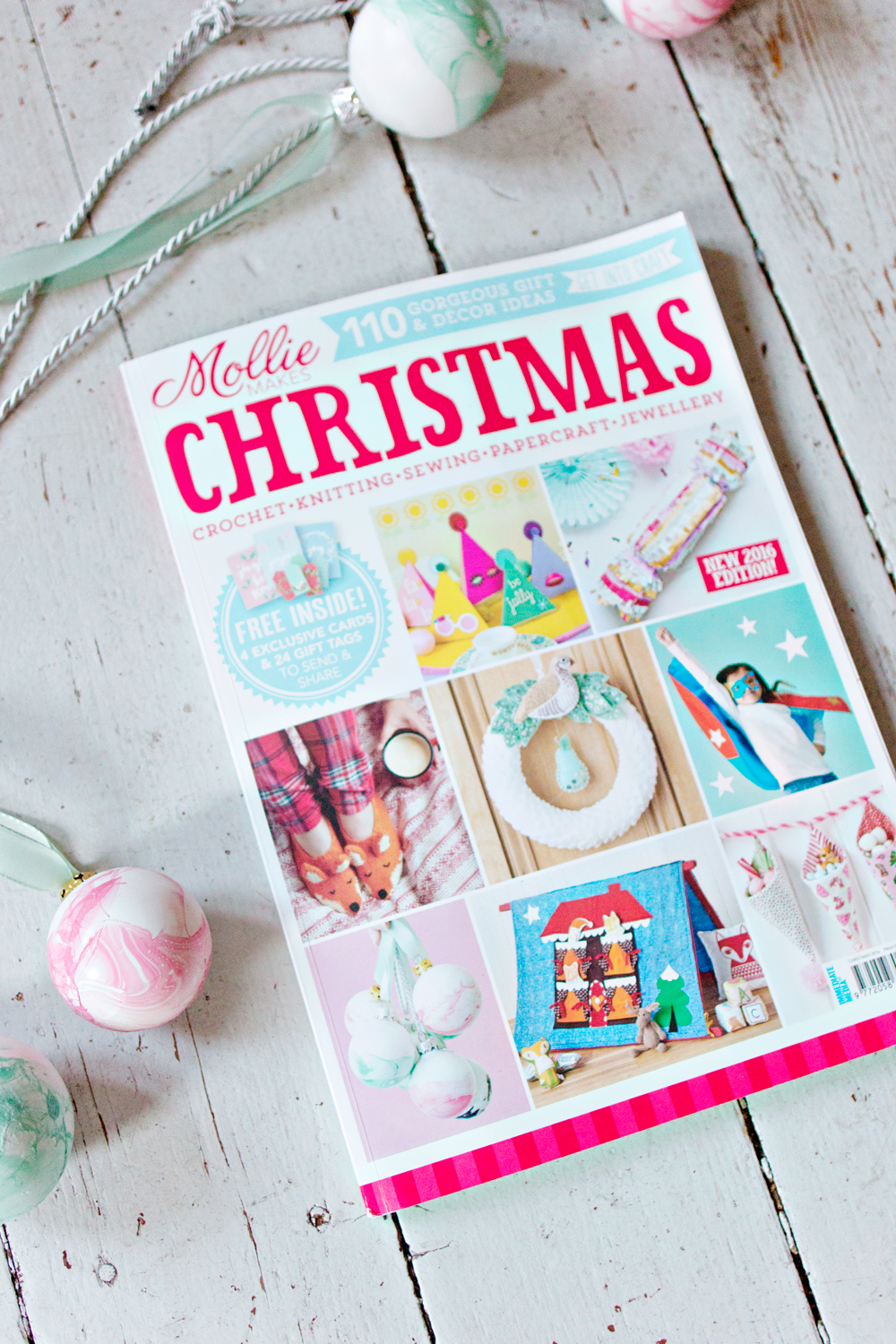 FEATURE | Mollie Makes Christmas