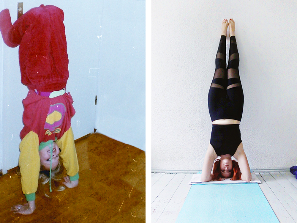 RESOLUTIONS | How I Went From Baby Spice to Sporty Spice with Yoga