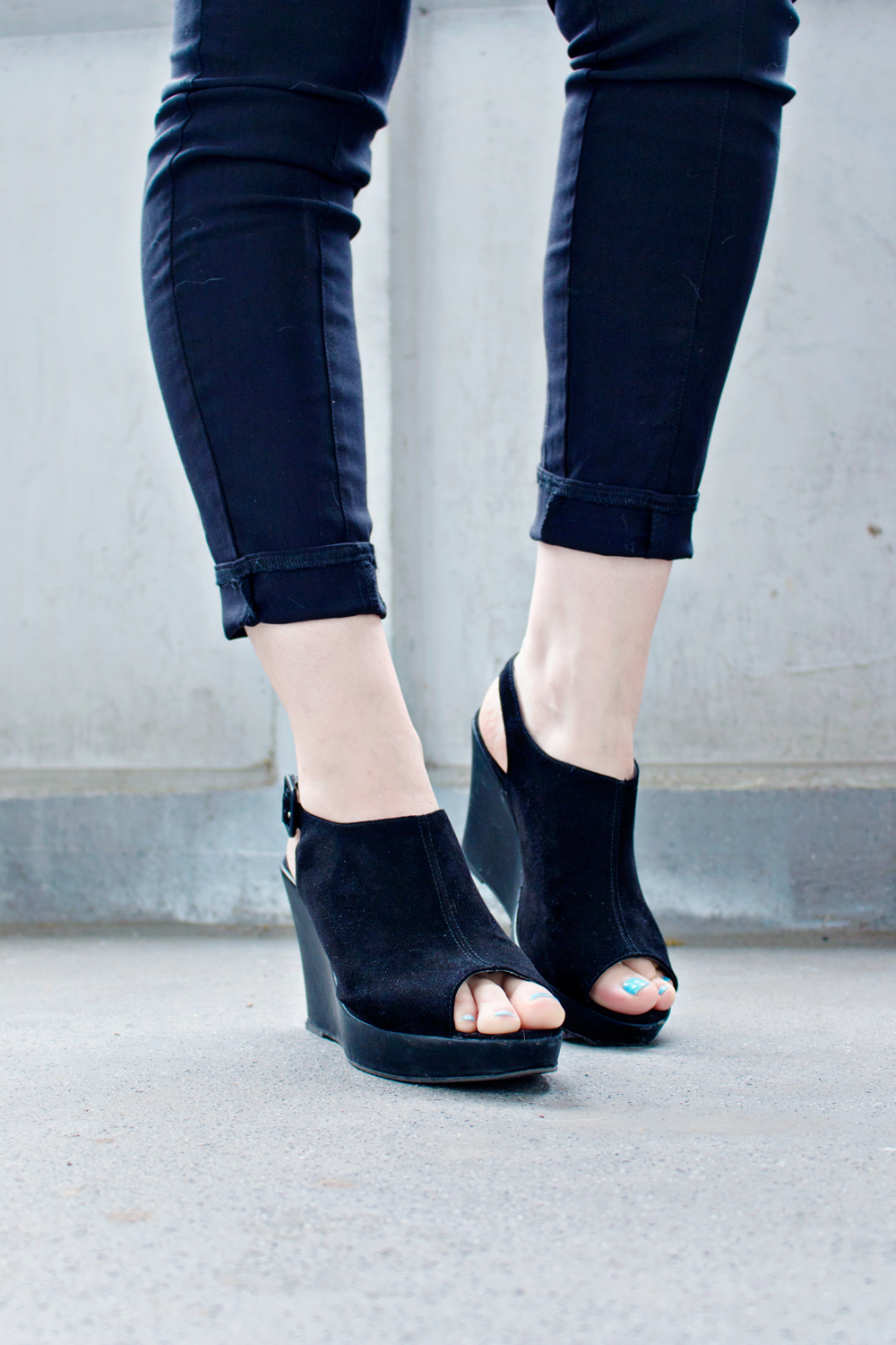 STYLE   How To Wear Heels In The City 2