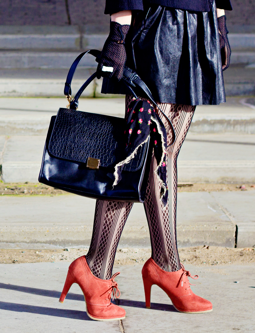 STYLE   How To Wear Heels In The City