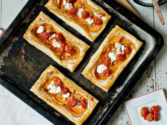 RECIPE | Sweet Potato & Goat's Cheese Tart