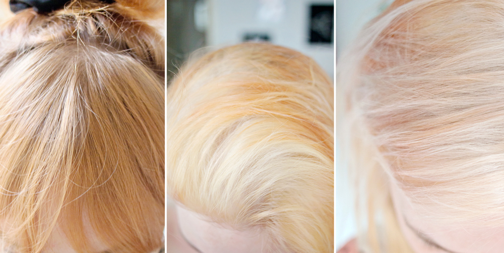 HAIR PROJECT | How I Went From Red to Blonde