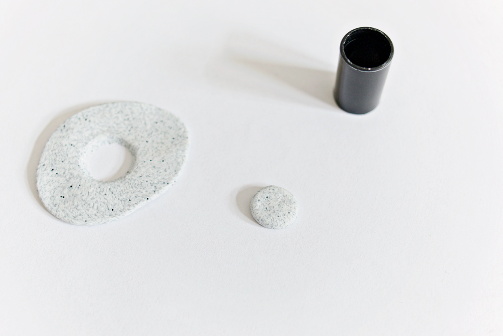 DIY | Polymer Clay Initial Bracelet