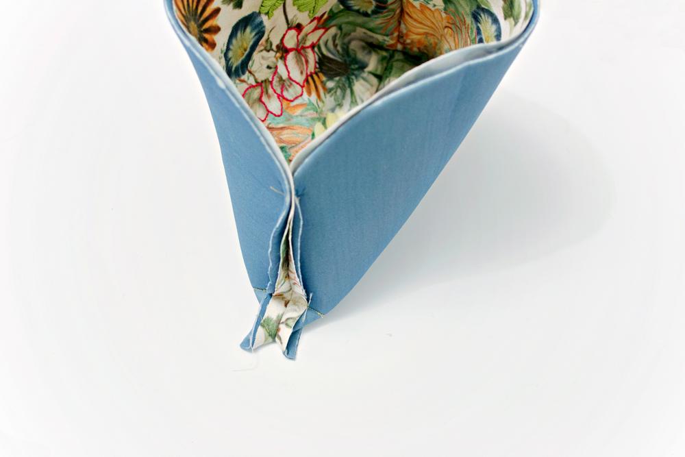 SEWING DIY   Custom Fabric Clip Purse