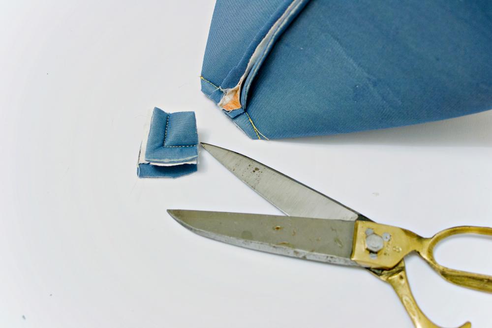 SEWING DIY | Custom Fabric Frame Purse