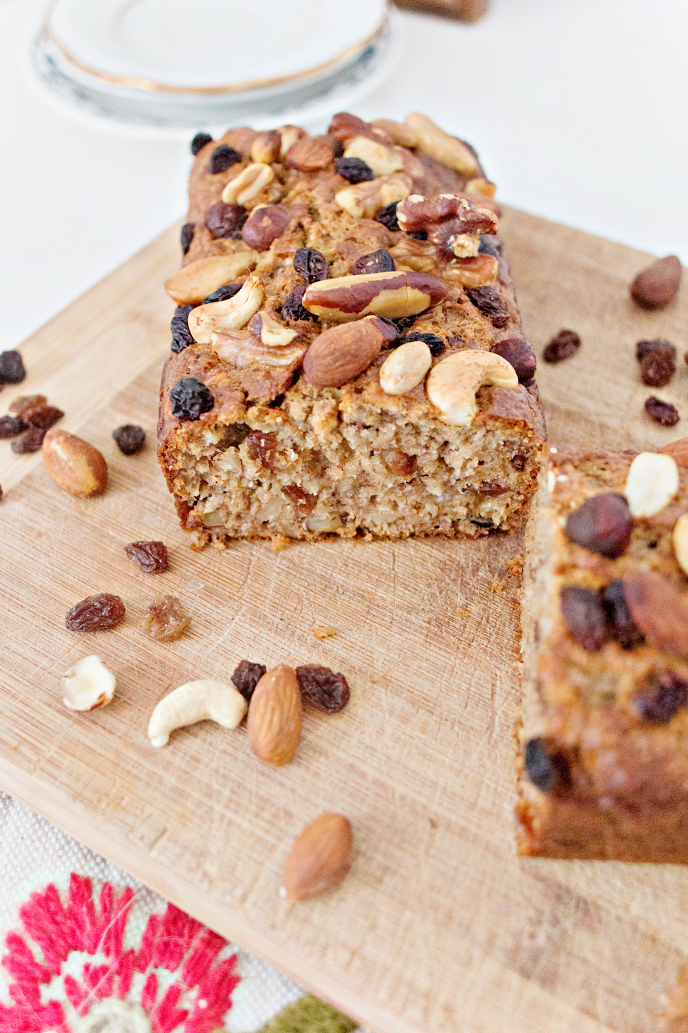 RECIPE | Healthy Sugar Free Banana Bread