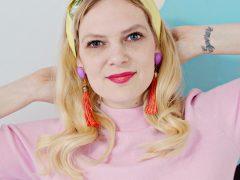 DIY | No-Sew Wire Headband
