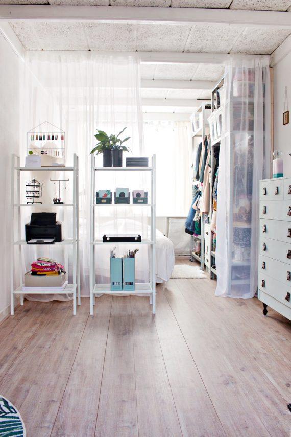 Apartment Decorating Ideas No Matter What Kind Of: L A N A R E D S T U D I O