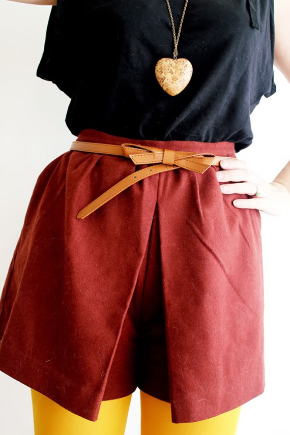 OUTFIT | Culottes
