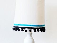 DIY   Lamp Upcycle