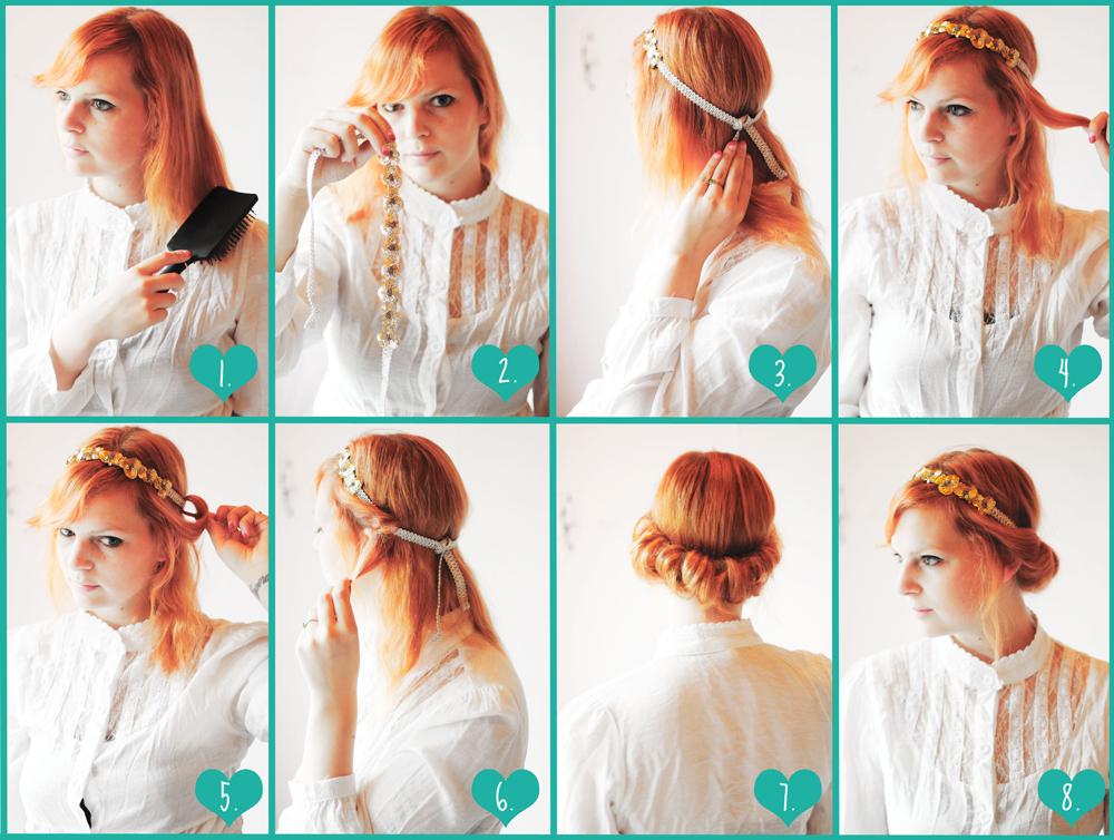 Vintage Hair DIY