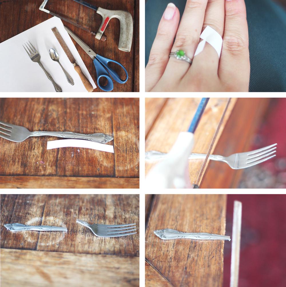 DIY | Spoon Ring