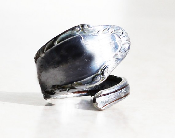 DIY | Spoon Ring