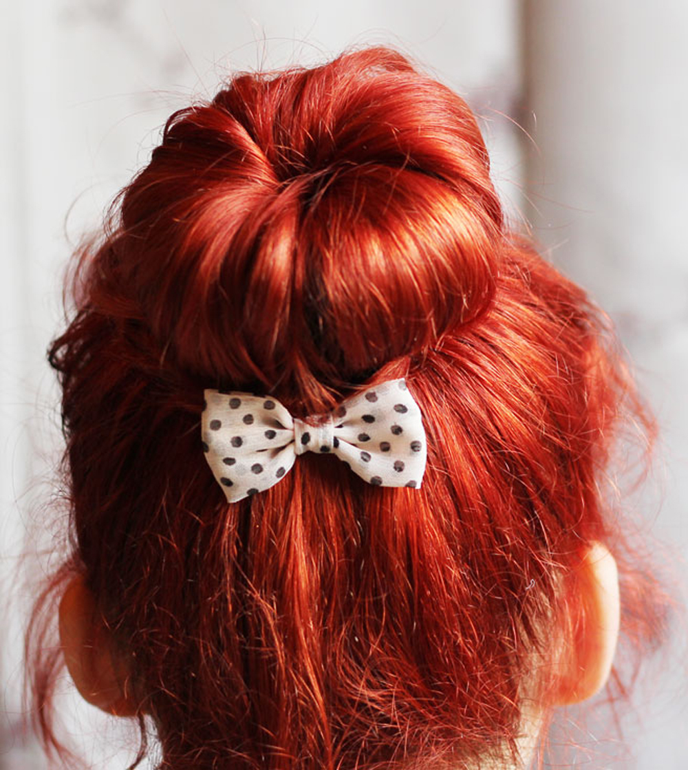 HAIR DIY | Easy Bun