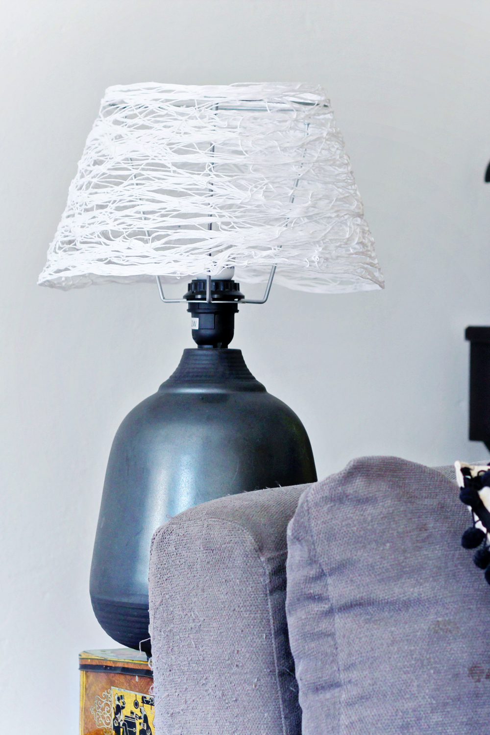 DIY | Lampshade