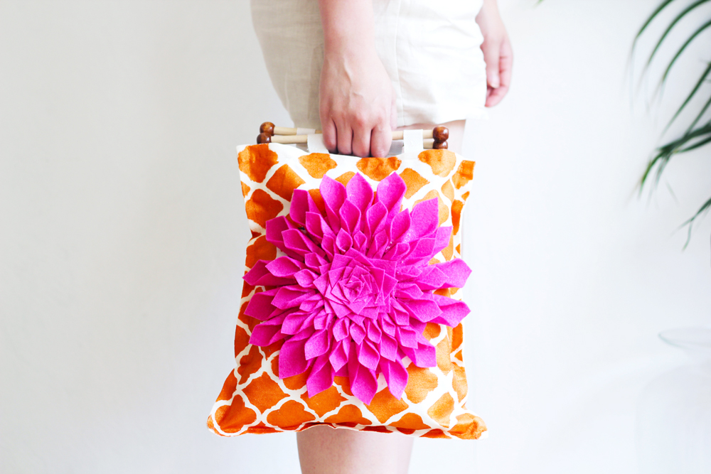 DIY | Restyled Canvas Tote Bag