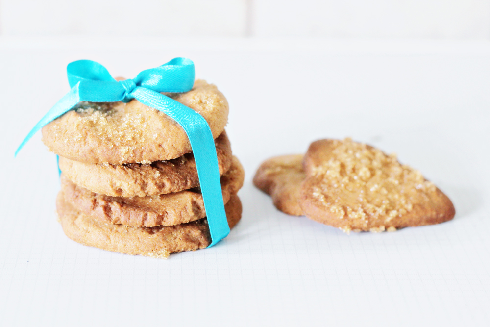 RECIPE | Peanutbutter Cookies