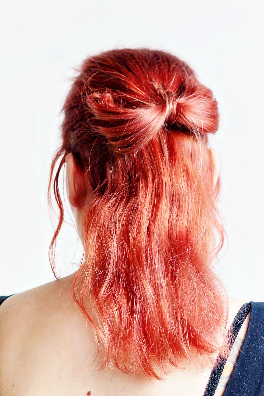 HAIR DIY   Bow Hair