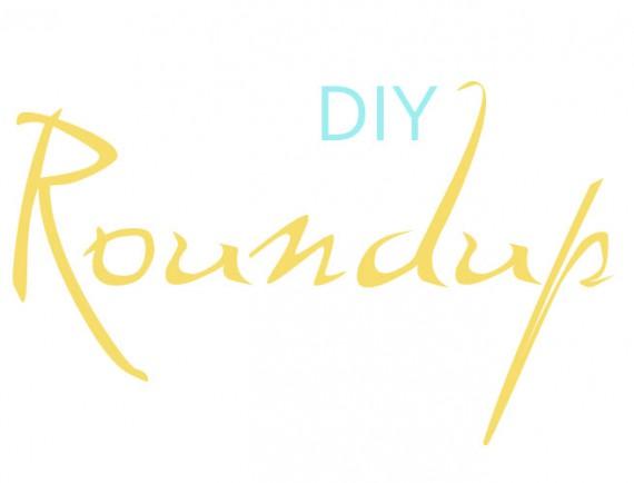 DIY Love: Roundup