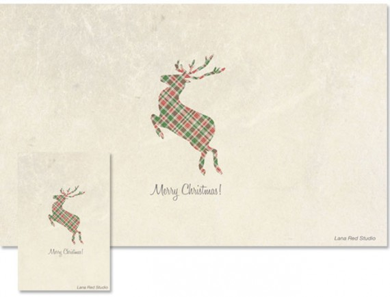TECH DIY | Free Christmas Wallpaper