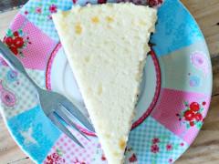 RECIPE | New York Style Cheesecake