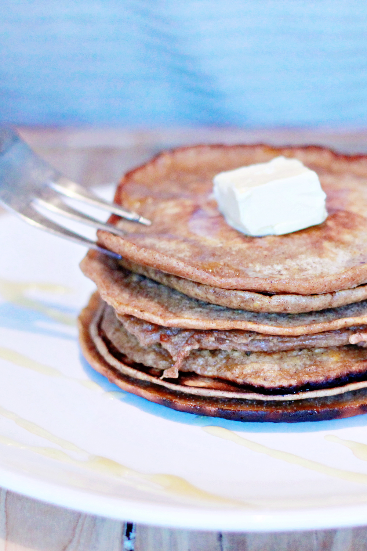 RECIPE | Pumpkin Pancakes