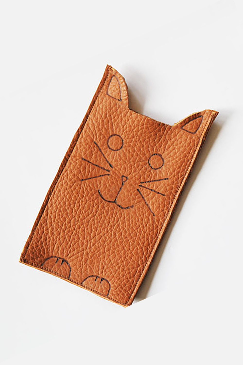 DIY | Cat Phone Sleeve