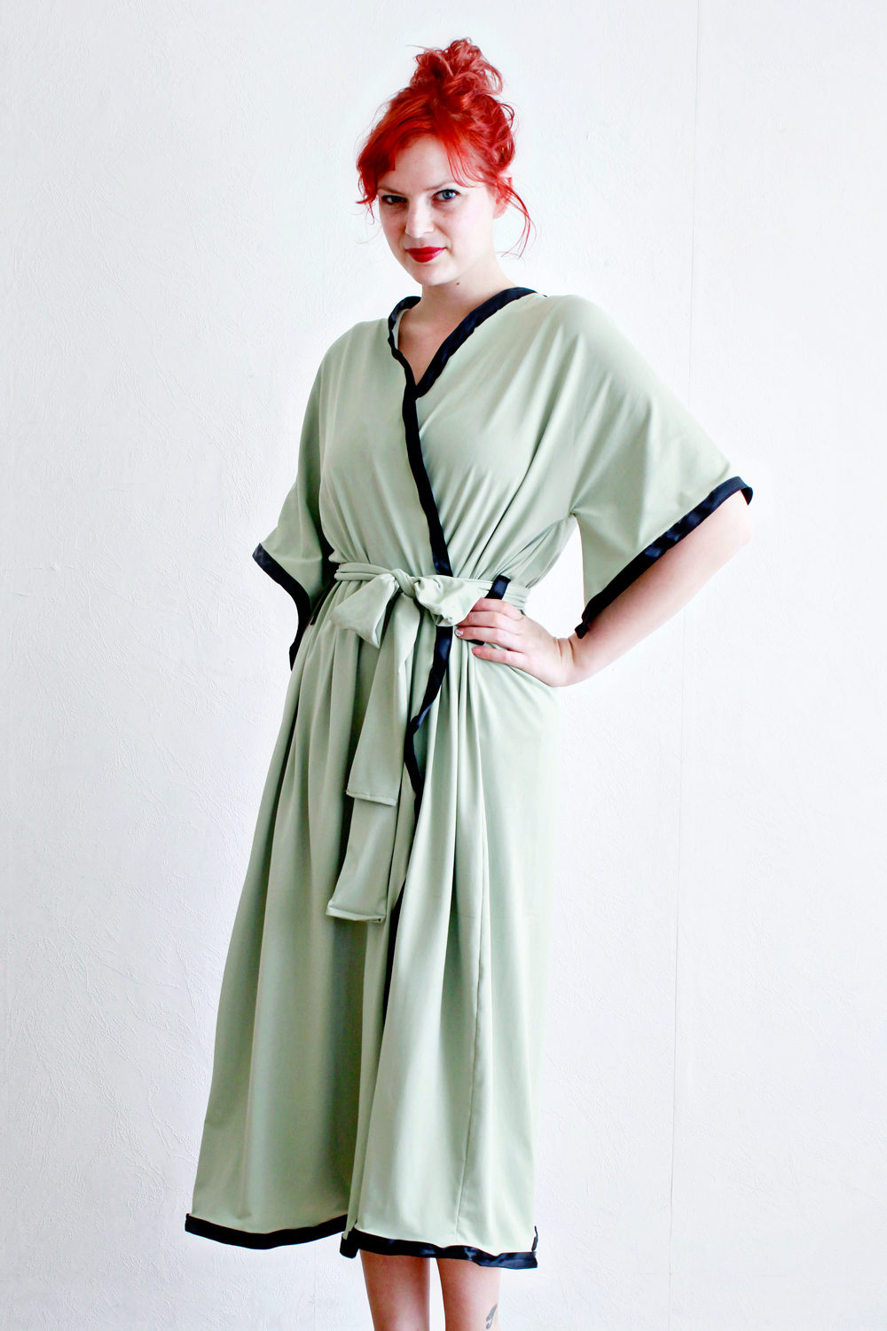 DIY | Bathrobe
