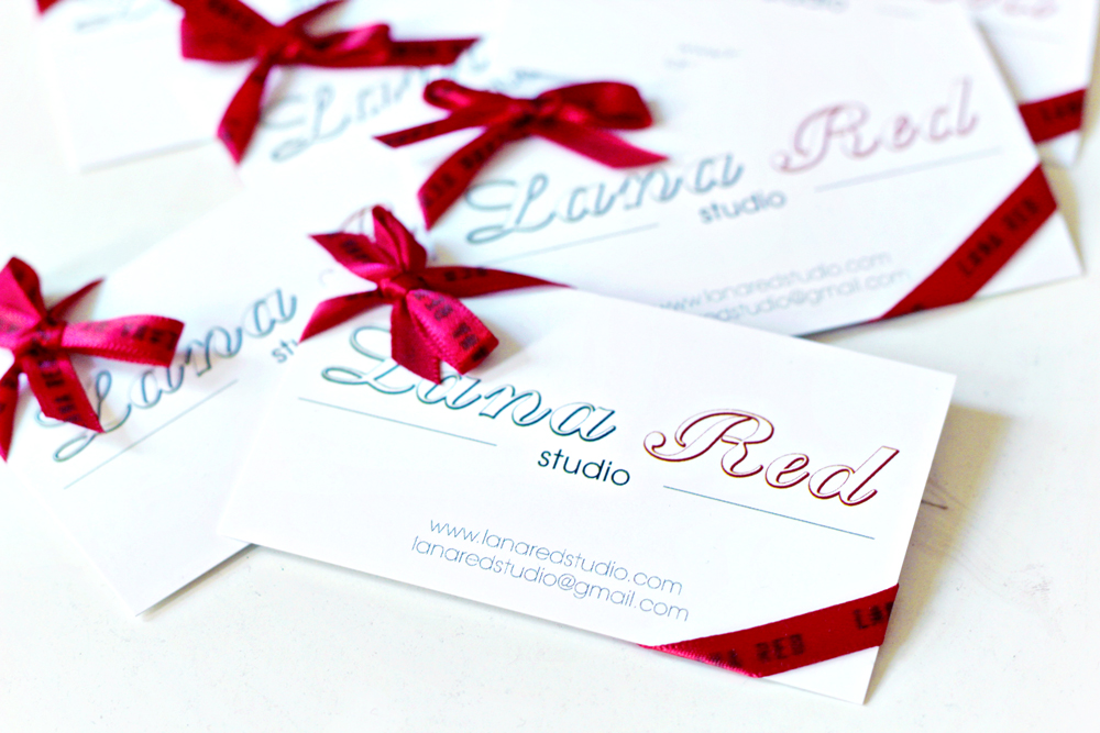 DIY | Business Card Upcycle post 3