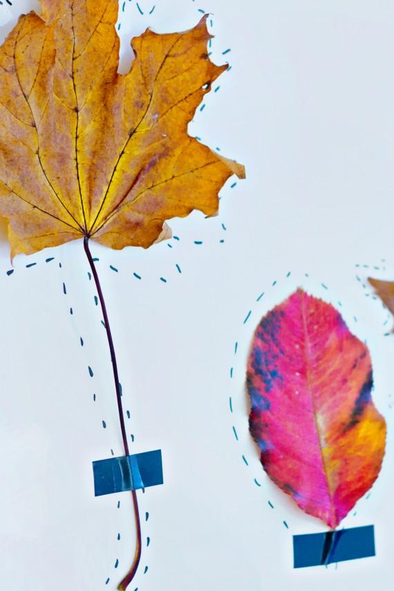 DIY | Autumn Art