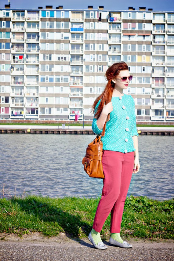 OUTFIT HOW TO | Combining Colors