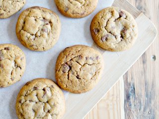 RECIPE | Peanut Butter Chocolate Chip Cookies