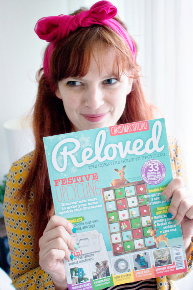 DOUBLE FEATURE   Reloved Magazine