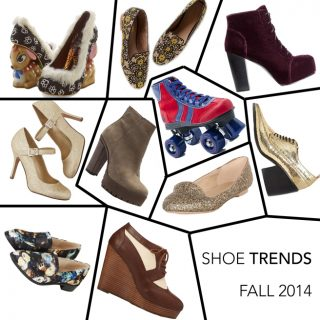 SHOE TREND | Fall 2014 Must Haves