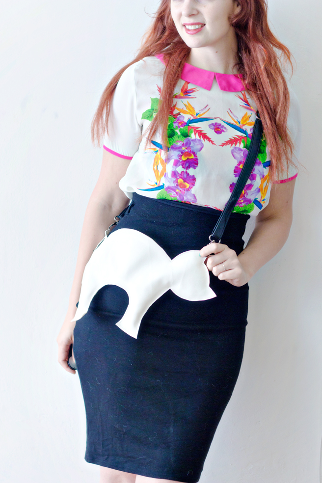 Cat Purse DIY