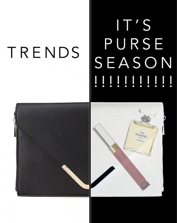 TRENDS | It's Purse Season!