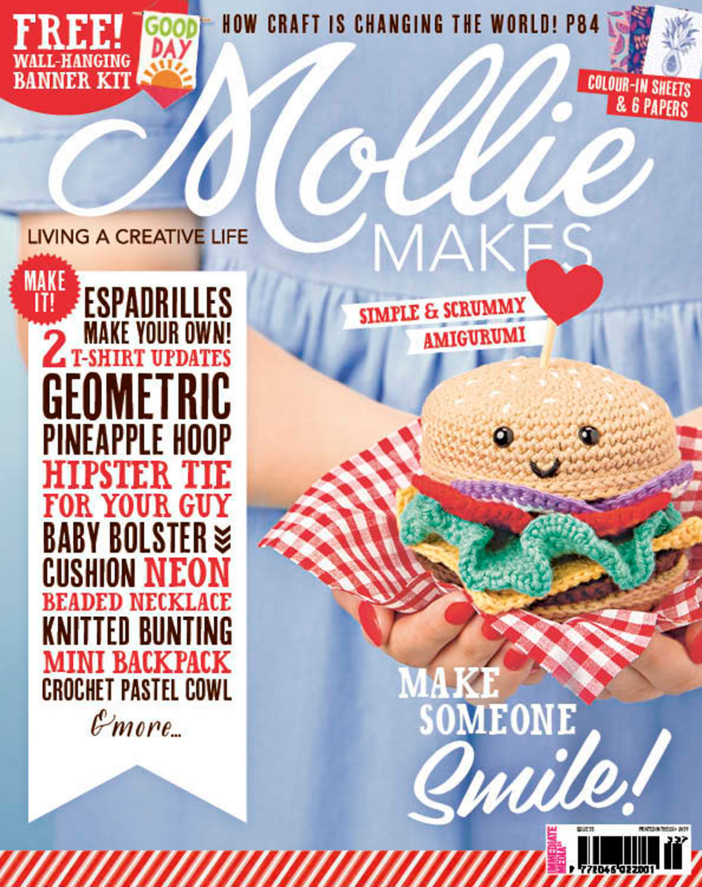 FEATURE | MOLLIE MAKES ISSUE 53