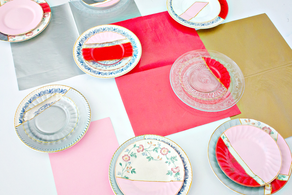 DIY | Painted Plates