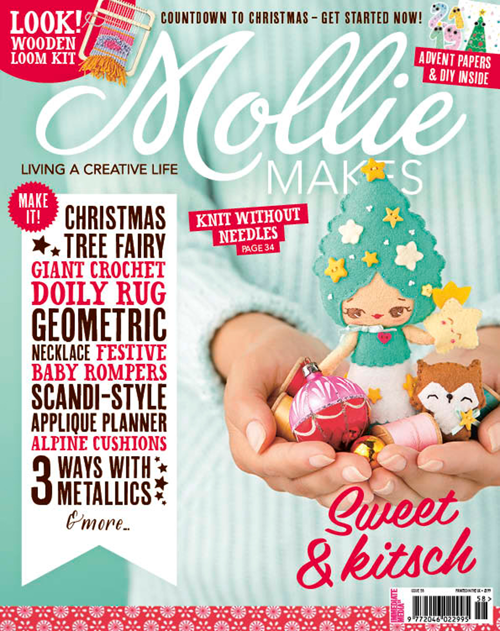 FEATURE | MOLLIE MAKES ISSUE 58