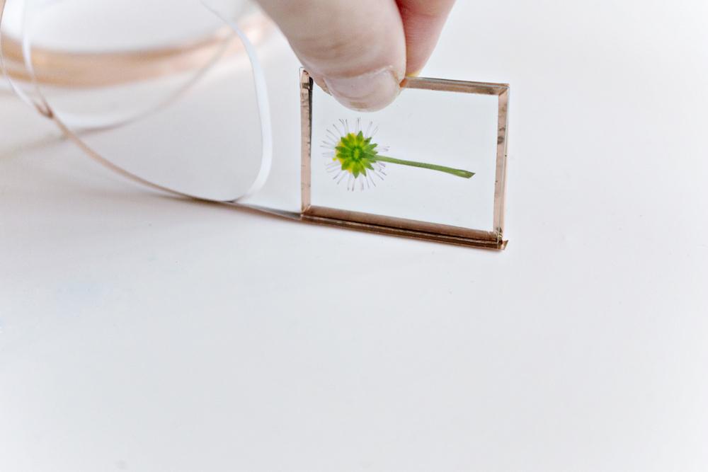 ADVANCED DIY | Soldered Flower Necklace