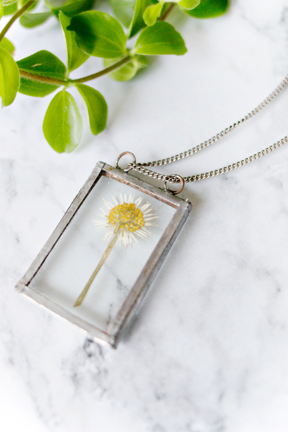 ADVANCED DIY | Soldered Flower Necklace
