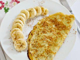 RECIPE | 2 Ingredient Banana Pancakes