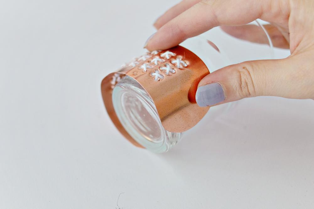 DIY   Copper Bracelet
