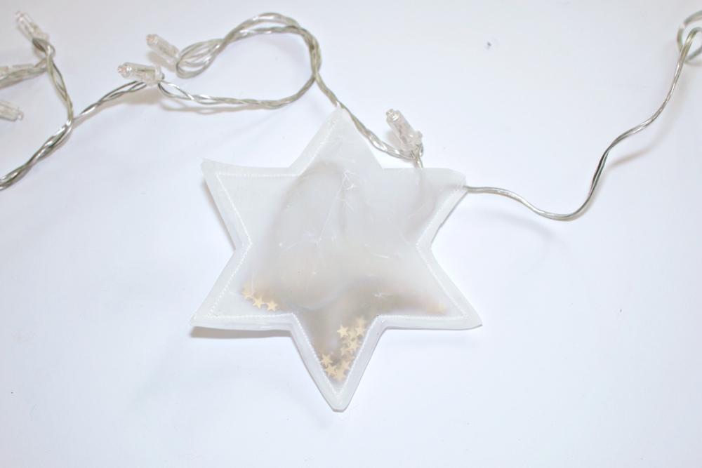 CHRISTMAS DIY | Star String Light