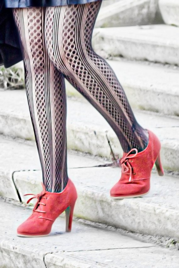 STYLE | How To Wear Heels In The City